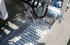 2K-Kaltplastik: Spotflex Markierung