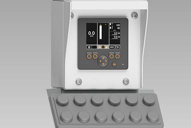 ELC1Plus - Strichteilungs-Elektronik für selbstfahrende Maschinen