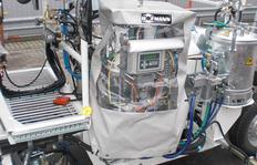 Envoltura protectora para el sistema de bomba universal de HOFMANN