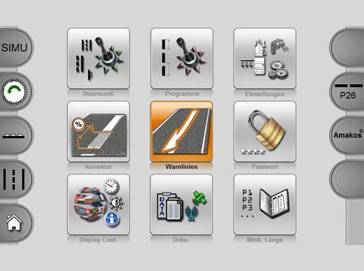 2014 - MALCON4 Electrónica de control de longitud trazo-intervalo y unidad de documentación según ZTV-M 13 (normativa alemana)