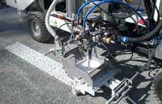 2K-Kaltplastik: Stochastische Strukturmarkierung mit Ziehkastensystem