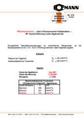 HOFMANN Info 312 [03/2002]