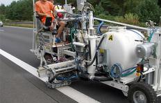 Sistema bomba de fuelle para marcajes aglomerados, de perfil y líneas lisas, relación de mezcla 98:2