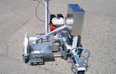 2K50: Dispositivo de dispersión de 15 cm para marcaje lisa
