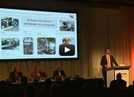 HOFMANN TechnologieTag 2018 - Vortrag Jan Hofmann