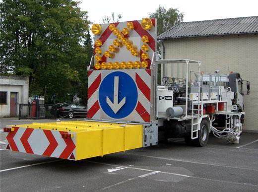 Система поглощения ударов для установки на грузовиках