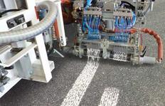 Plásticos en frío 2c: Marcaje estocástico con aglomerados con sistema de bomba de fuelle