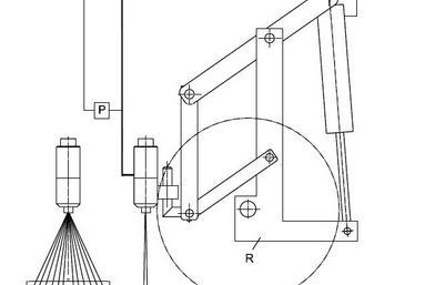Принцип работы устройства обеспечения постоянной ширины штриха на высокой скорости движения