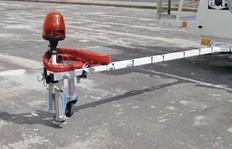 Dispositivo pre-marcaje - eléctrico, de max. 5 m de extensión de ancho