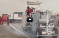 H33-3 - spritzbare Thermoplastiken - Druckbehälter (800ltr) - Dieselbeheizung - Saudi Arabien