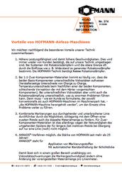HOFMANN Info 381 [10/2010]