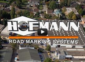 HOFMANN Roadmarking Trailer