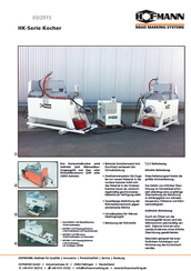 Brochure Quick-Melt Preheaters, HK-Range