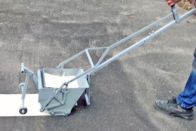 Thermoplastik Handziehkasten HZK 30cm / 28050117