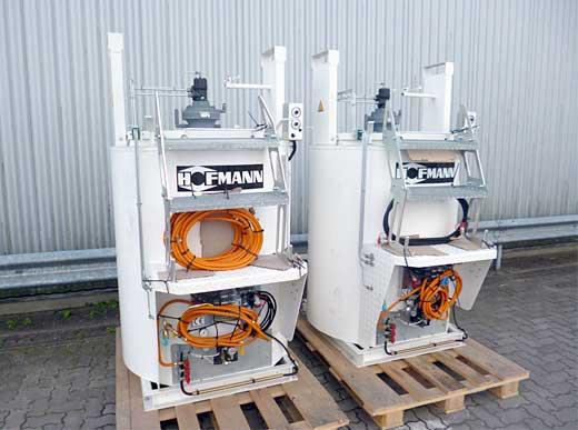 Offer 4440120: ID600 (2x) HOFMANN High performance twin-preheater package
