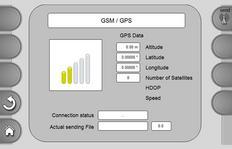 MALCON4 Datenexport ist über PDA, USB Stick oder GPS/GSM Modul möglich, um  z. B. Markierungs- und Schichtdickennachweise zu erstellen