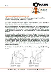 HOFMANN Info 382 [08/2013]