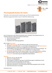 HOFMANN Info 464 [08/2021]