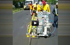 H9-1 - Холодные краски - Воздушное распыление (Низкое давление) - Пистолет для стеклошариков - Коста Рика