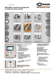 Brochure MALCON4/4E