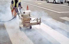 H75/25 para la aplicación de pinturas termoplásticas pulverizables