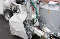 Защитный кожух для экструдерных систем для экструдера MultiDotLine<sup>®</sup>