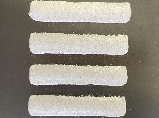 Thermoplastik: HOFMANN Rippen-Strich (Longflex)