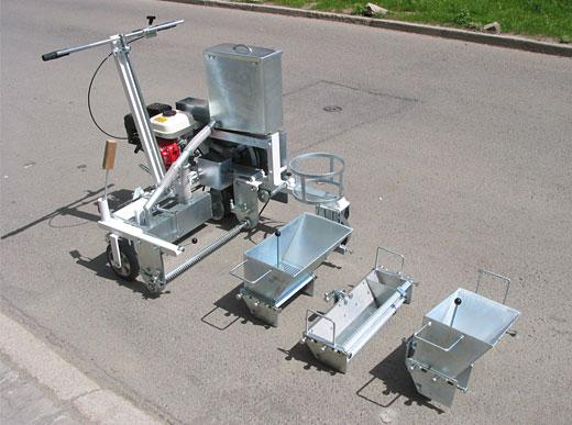 2K50A para aplicación de plásticos en frío de 2-componentes