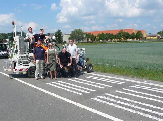 ...banco de pruebas Brno...