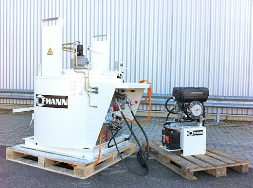 D350 con quemador de gas propano, estación energética de 3,1 kW