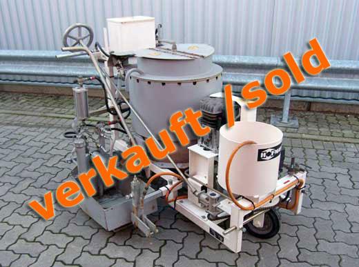 RP100-1H Máquina de segunda mano