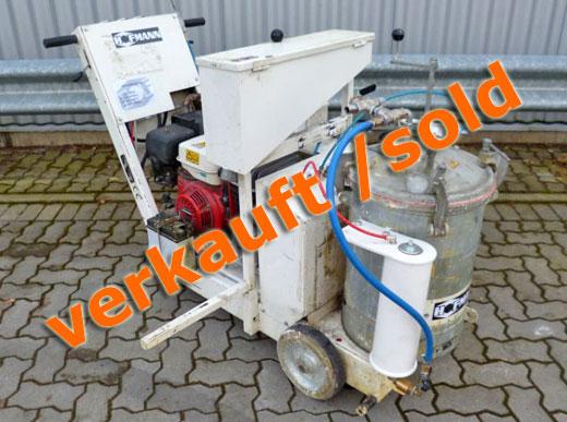 RM50H Máquina de segunda mano