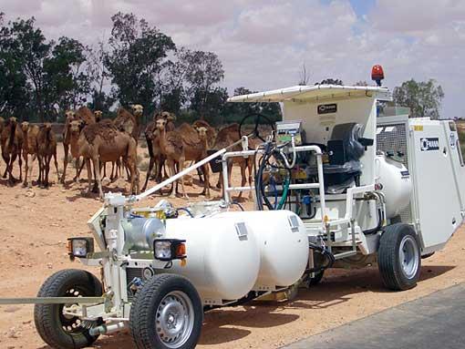 H33 con depósito presurizado en procedimiento de baja presión (2 x 385l)
