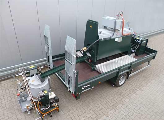 RP100-1H Serie HG / H4270-2 con RP100-1H y HK1000-1 con estación de energía de 10,0 kW